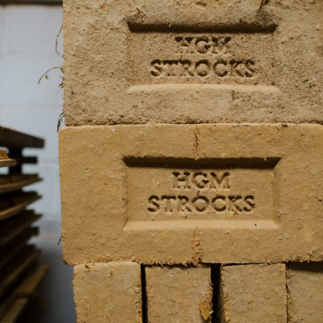 Stacked strocks showing the HGM frog