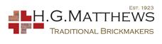 HG Matthews Traditional Brickmakers logo
