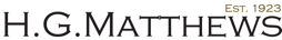 H.G Matthews Limited