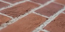 Chalfont Red Handmade brick along the brick view