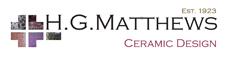 HG Matthews Ceramic Design logo